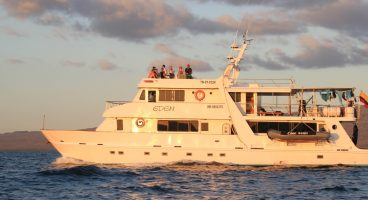 Croisiere all inclusive aux Galapagos - Yacht Eden